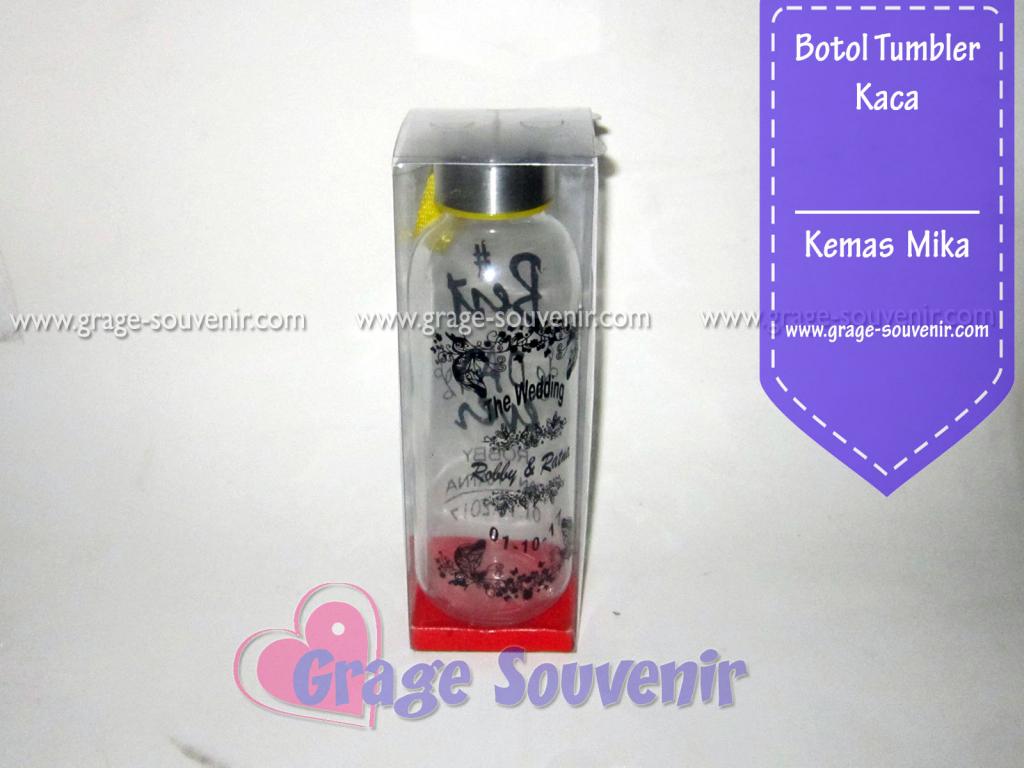 souvenir botol tumbler, harga botol tumbler grosir, distributor botol tumbler kaca