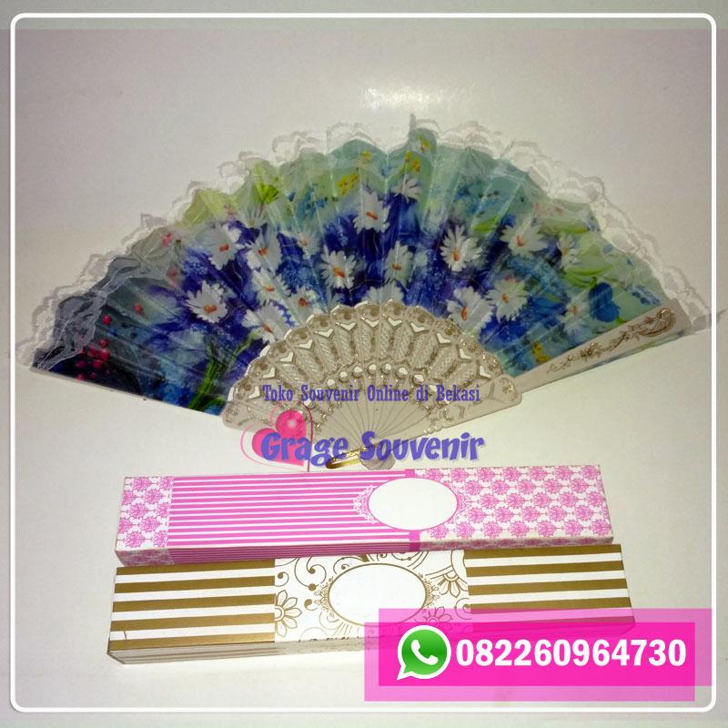 distributor souvenir kipas spanyol putih murah di bekasi, tangerang, jakarta, depok, karawang